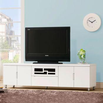【Homelike】安妮6尺電視櫃