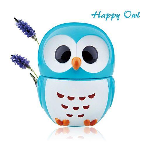 【Happy owl】快樂貓頭鷹護手霜-樂活薰衣草20ML