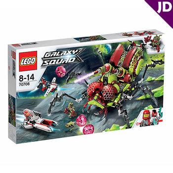 【LEGO 樂高積木】銀河爭奪戰系列 - 蜂房巨型爬蟲 LT 70708