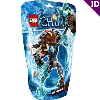 【LEGO 樂高積木】Chima 神獸傳奇系列 - 氣能量大鈍象 LT 70209