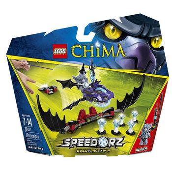 【LEGO 樂高積木】Chima 神獸傳奇系列 - 蝙蝠攻擊 LT 70137
