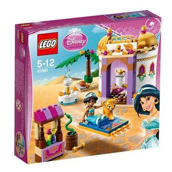 【LEGO樂高積木】Duplo系列-茉莉公主的異國宮殿 LT 41061