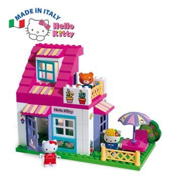 【義大利Unico】Hello Kitty-甜蜜小屋組