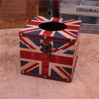 PUSH ^#33 居家 用品 英倫風 紙巾盒 面紙盒 衛生紙抽取收納盒 ^#40 餐桌紙