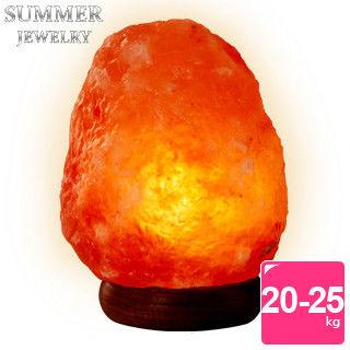 【SUMMER寶石】 超大座《20-25公斤》喜馬拉雅山玫瑰鹽燈(客廳、辦公室必備)