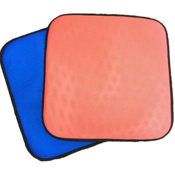 3D透氣止滑座墊/一組2入