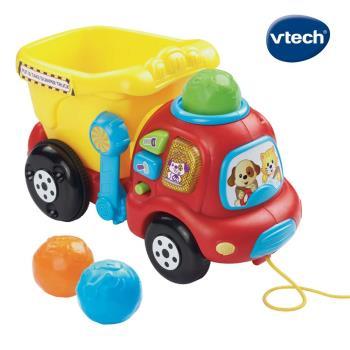 【Vtech】趣味投球卡車