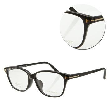 【TOM FORD】經典復古全框黑色光學眼鏡(TF4293-001)