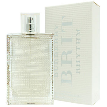 BURBERRY Brit Rhythm 金屬搖滾風格女性淡香水90ml