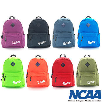 NCAA 防潑尼龍後背包 豬鼻系輕量尼龍後背包-(共八色可選)