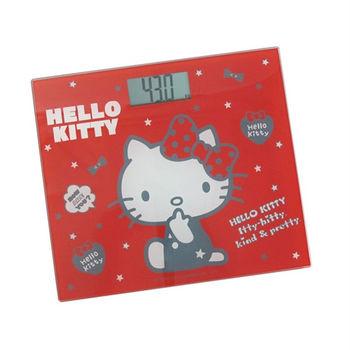 【Hello Kitty】電子體重計 HW-319