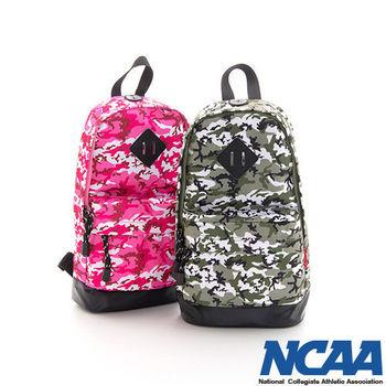 NCAA 單肩後背包 花漾年華 豬鼻系輕量尼龍單肩後背包_(粉紅色、深綠色)