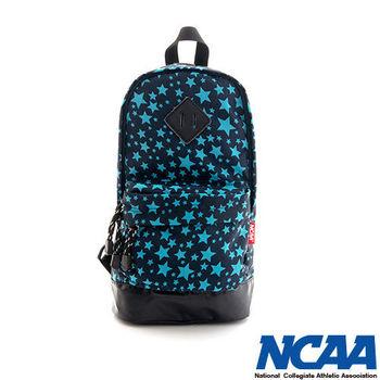 NCAA 單肩後背包 妝點星空 豬鼻系輕量尼龍單肩後背包_(共四色可選)