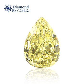 【鑽石共和國】水滴型裸鑽GIA 0.31 克拉 Y-Z / VS2