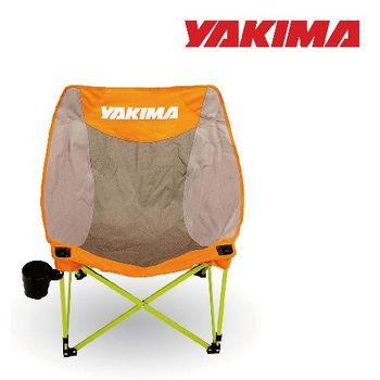 【YAKIMA】露營休閒摺疊蝶椅(56x66x76cm) 露營推薦 登山用品 野餐