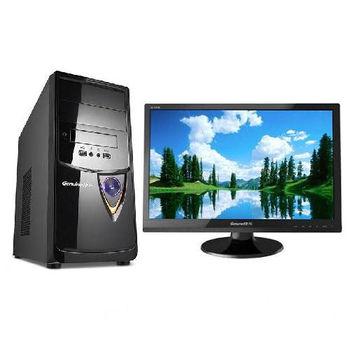 Genuine 捷元 Avbody G15B-8P i5-6500四核 GT730獨顯 Win10 桌上型電腦+GL221Q 21.5吋 電腦螢幕 超值組