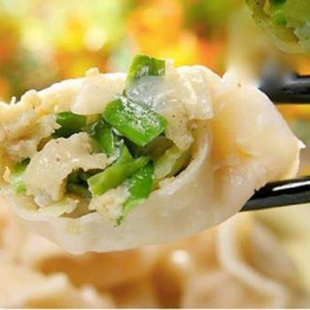 【豐郁軒】手工水餃*6包(豬肉/韭菜/牛肉/豬肉玉米)