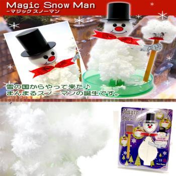 DIY 神奇魔幻成長雪人-豪華版(附裝飾品)