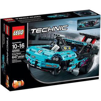 【LEGO 樂高積木】科技系列 - 短程高速賽車 LT 42050