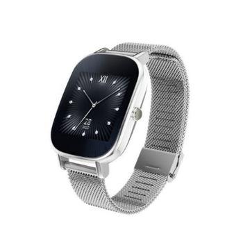 ASUS ZenWatch2智慧手錶 優雅銀鍊 (18mm)