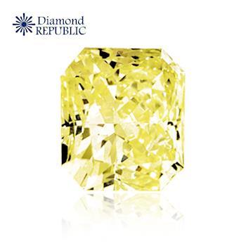 【鑽石共和國】方型祼鑽GIA 0.52克拉 W-X / VVS1