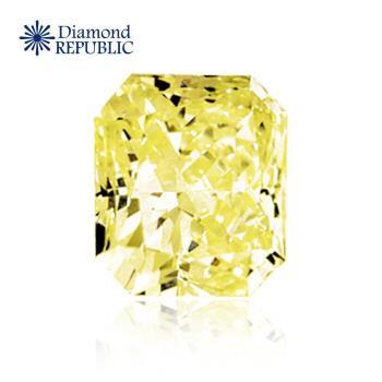 【鑽石共和國】方型祼鑽GIA 0.74克拉 U-V / VVS1