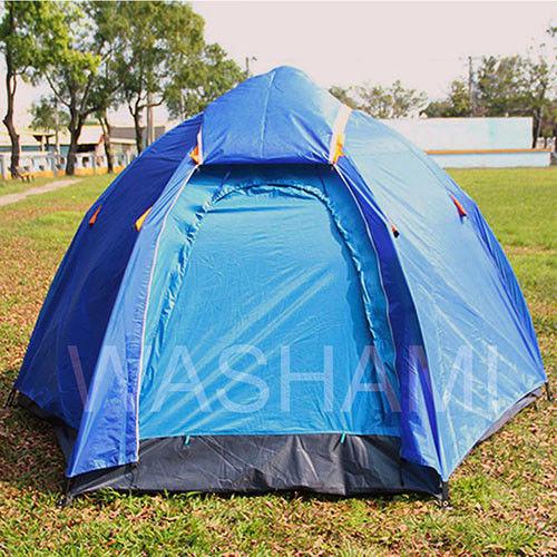 WASHAMl-自動帳篷(6-8人)+外帳二層可分離