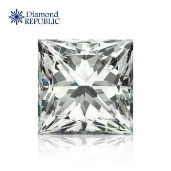 【鑽石共和國】正方型祼鑽GIA 0.30克拉 E / VVS1
