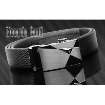 【Riccardo Conti】自動扣皮帶RC622贈打孔器