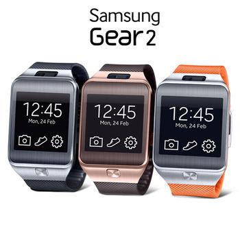 【福利品】Samsung Gear 2 防水防塵智慧手錶