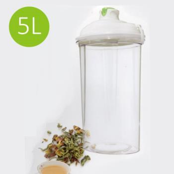【電動抽真空式】MIT真空保鮮罐(5L) 送日本九州熊本Kumamon 雙層隔熱玻璃瓶 300ml 水筒X1
