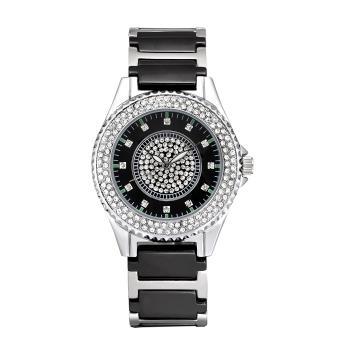 克萊米亞璀璨晶鑽陶瓷腕錶
