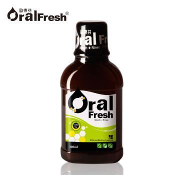【歐樂芬】天然口腔保健液(300ml/瓶)