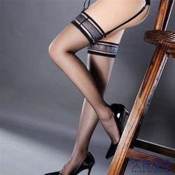 久慕雅黛 性感平口長東森購物旅遊台筒大腿襪系列 平口絲襪
