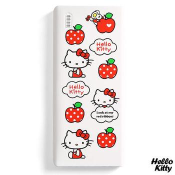 三麗鷗授權 Hello Kitty貓 輕薄5000型 行動電源 (兩色可選)