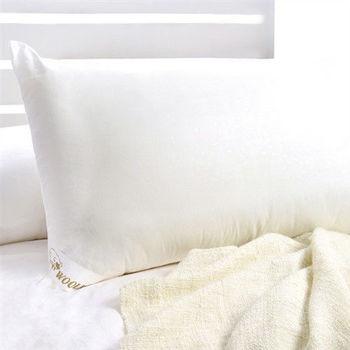 【Love City 寢城之戀】紐西蘭舒眠羊毛枕二入