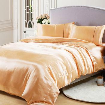 RODERLY 柔嫩膚-絲緞雙人四件式被套床包組