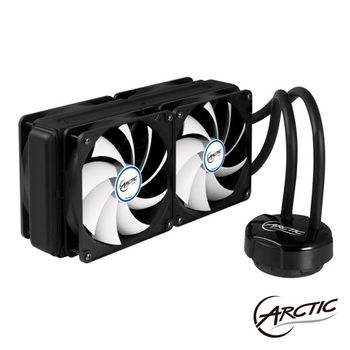 Arctic-Cooling Liquid Freezer 240 CPU水冷散熱器