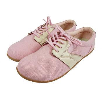 布布童鞋 經典韓風淑女粉色休閒鞋 [OD1015G ] 粉紅款