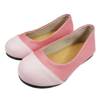 布布童鞋 簡約粉色系風格公主鞋 [NF1117G ] 粉紅款