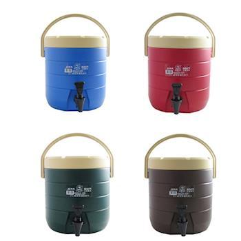 【牛88】日式和風保溫茶桶-13L(四色可選)
