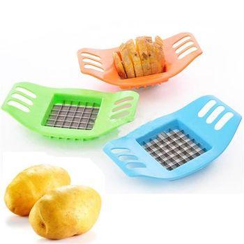 【ZARATA】廚具多功能番薯薯條切條切丁神器