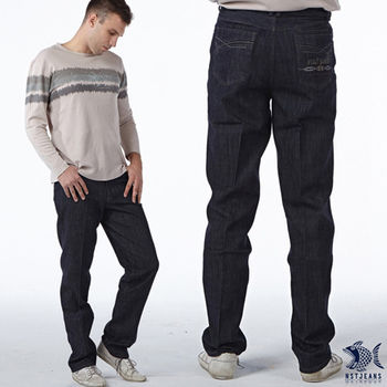 【NST Jeans】390(5321) 糜炫 經典丹寧 牛仔長褲(中腰)