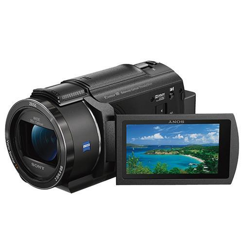 [高速128G+長效電池] SONY FDR-AX40 4K高畫質攝影機 (公司貨)-@