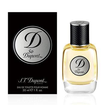 【S.T. DUPONT】巴黎謎情男性淡香水30ml(加贈品牌針管乙支)
