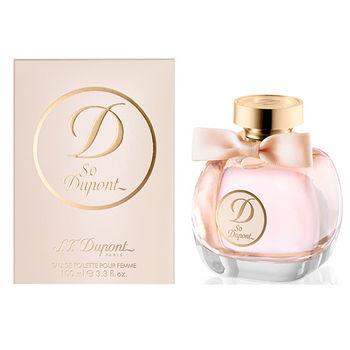 【S.T. DUPONT】巴黎謎情女性淡香水100ml(加贈品牌針管乙支)
