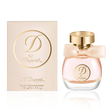 【S.T. DUPONT】巴黎謎情女性淡香水50ml(加贈品牌針管乙支)