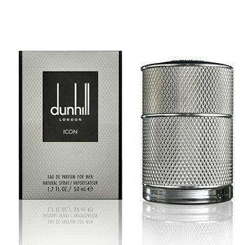 【DUNHILL】icon經典男性淡香精50ml(加贈品牌針管乙支)