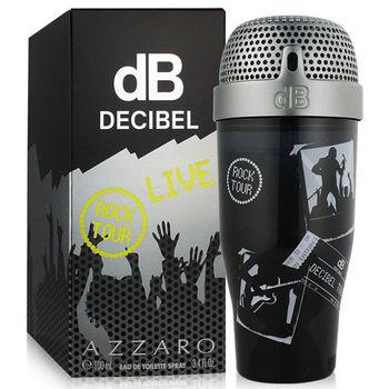 【即期品】AZZARO db的搖滾男性淡香水(100ml)