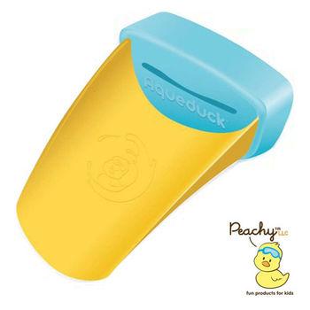 Aqueduck幼兒專用水龍頭延伸輔助器-藍
